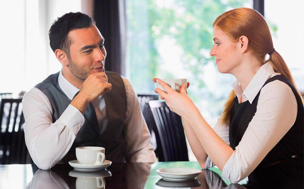 Диалог с сообществом или администратором