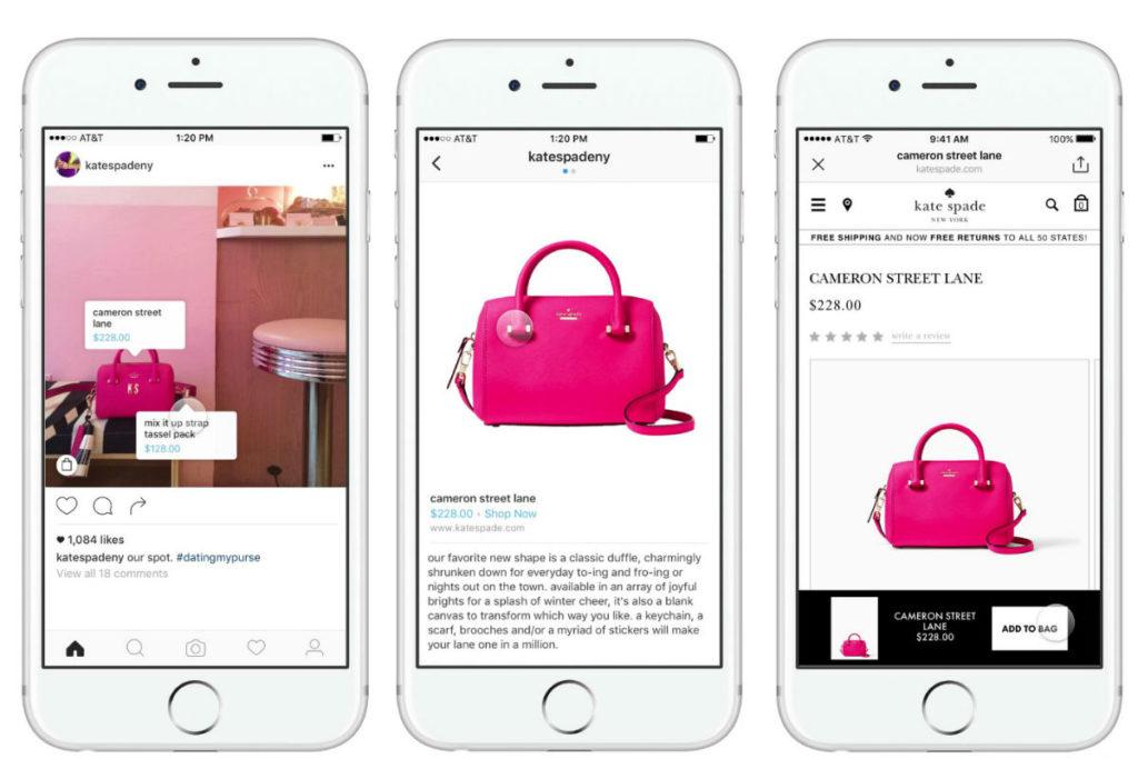Долгожданное нововведение от Инстаграм – функция Shopping